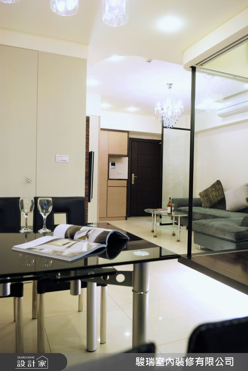 16坪新成屋(5年以下)_現代風餐廳案例圖片_駿瑞室內裝修有限公司_駿瑞_09之7