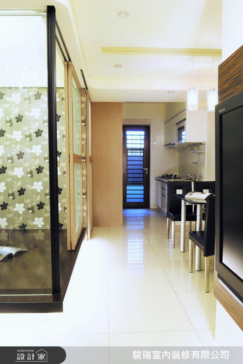 16坪新成屋(5年以下)_現代風客廳案例圖片_駿瑞室內裝修有限公司_駿瑞_09之4