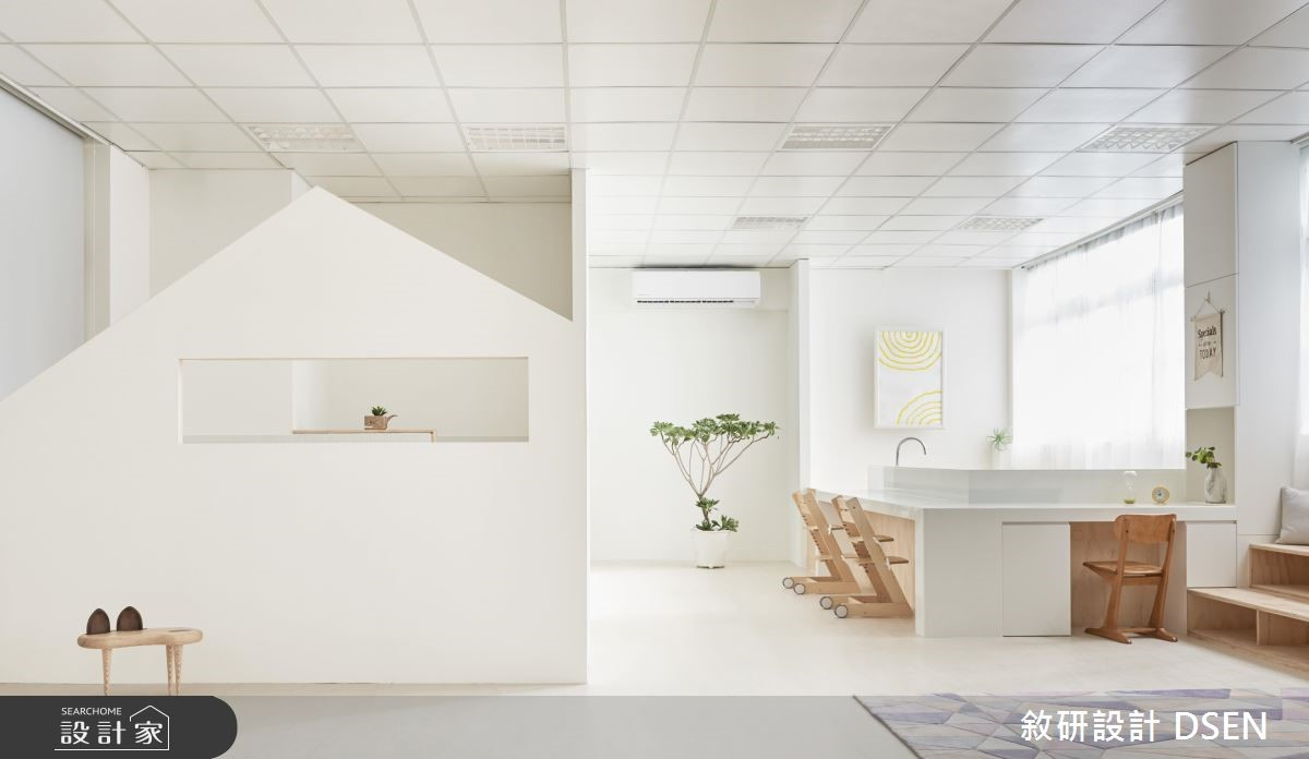 30坪老屋(16~30年)_簡約風餐廳案例圖片_敘研設計有限公司_敘研_02之2
