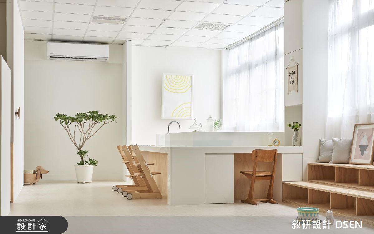 30坪老屋(16~30年)_簡約風餐廳案例圖片_敘研設計有限公司_敘研_02之4