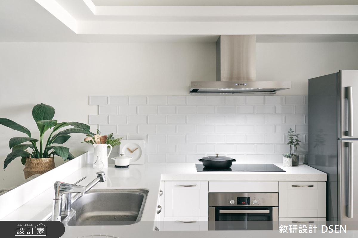 25坪老屋(16~30年)_北歐風廚房案例圖片_敘研設計有限公司_敘研_07之7