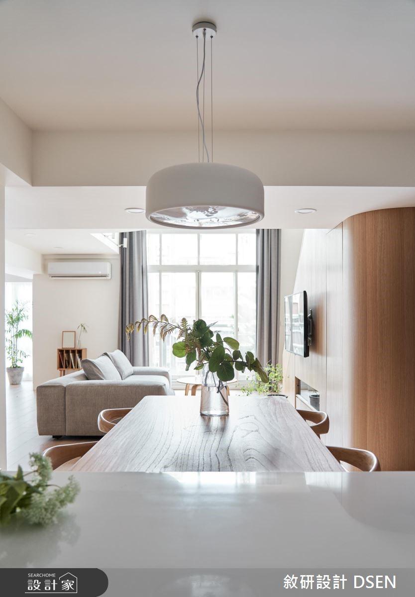 43坪老屋(16~30年)_北歐風餐廳案例圖片_敘研設計有限公司_敘研_08之2