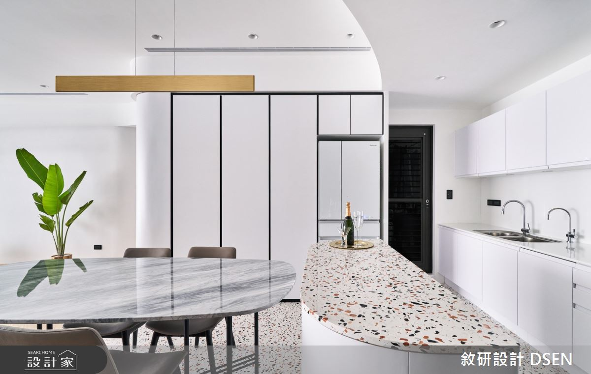32坪新成屋(5年以下)_現代風案例圖片_敘研設計有限公司_敘研_12之14