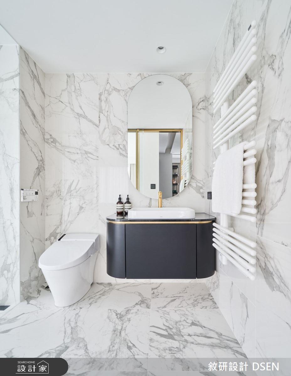 32坪新成屋(5年以下)_現代風浴室案例圖片_敘研設計有限公司_敘研_12之26