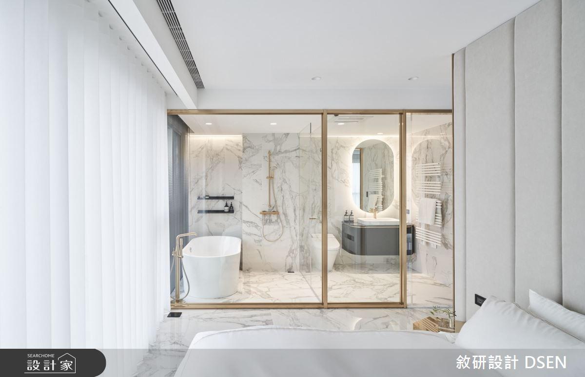 32坪新成屋(5年以下)_現代風浴室案例圖片_敘研設計有限公司_敘研_12之23