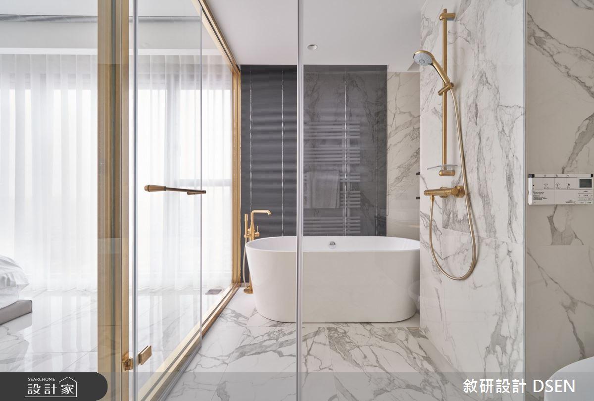 32坪新成屋(5年以下)_現代風浴室案例圖片_敘研設計有限公司_敘研_12之28