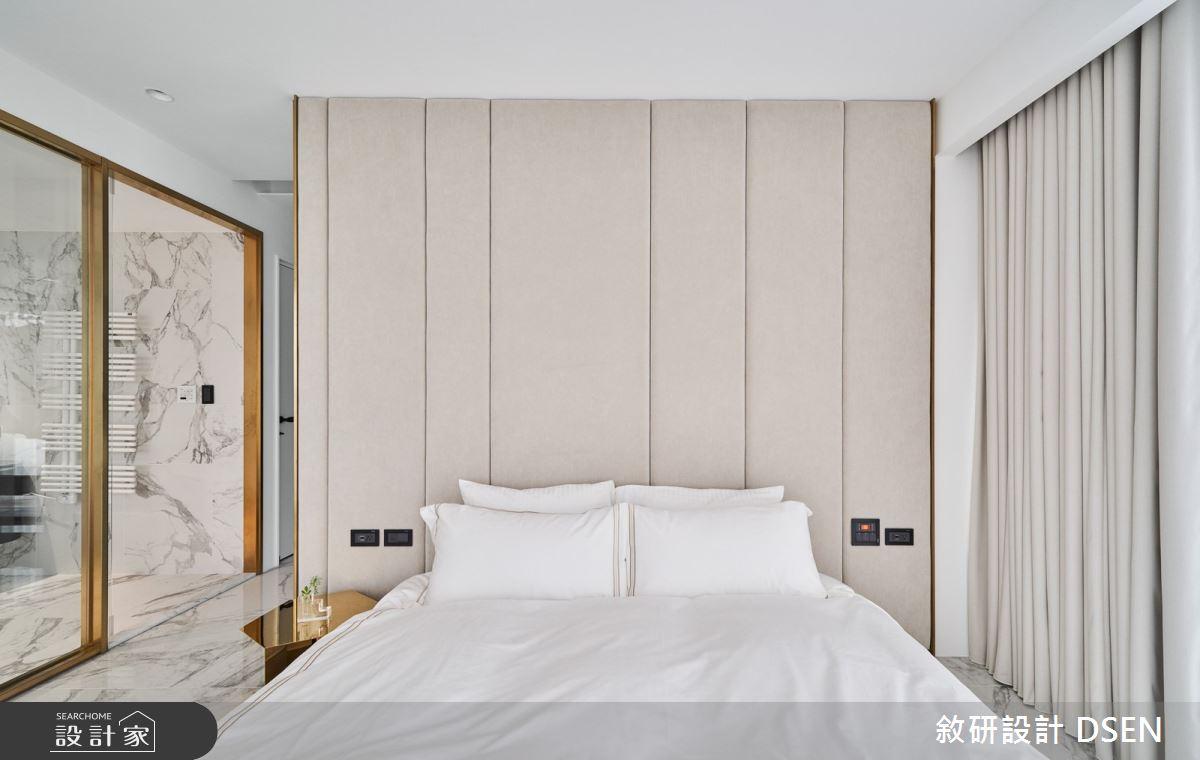 32坪新成屋(5年以下)_現代風臥室案例圖片_敘研設計有限公司_敘研_12之17