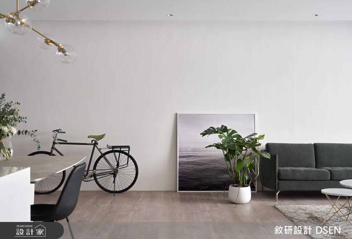 40坪老屋(16~30年)_現代風客廳案例圖片_敘研設計有限公司_敘研_15之4