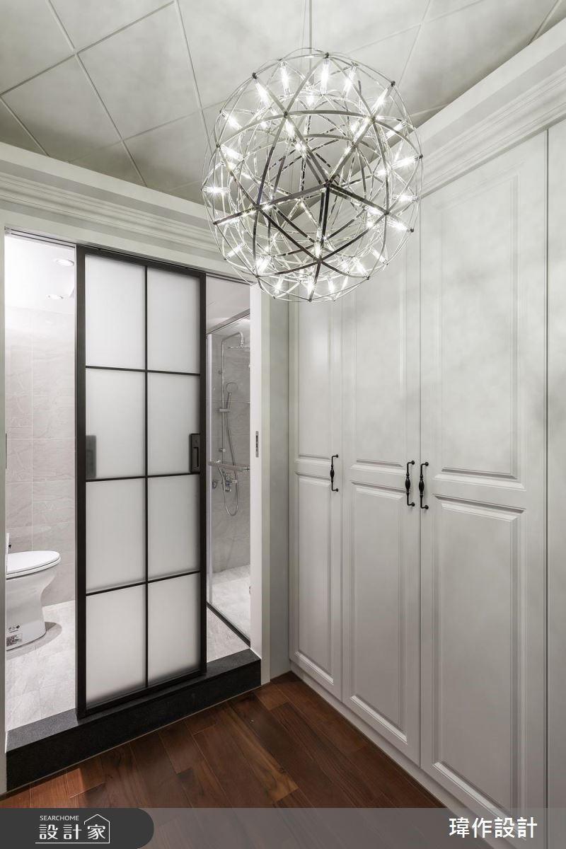 13坪老屋(16~30年)_美式風浴室案例圖片_瑋作設計有限公司_瑋作_品味之15