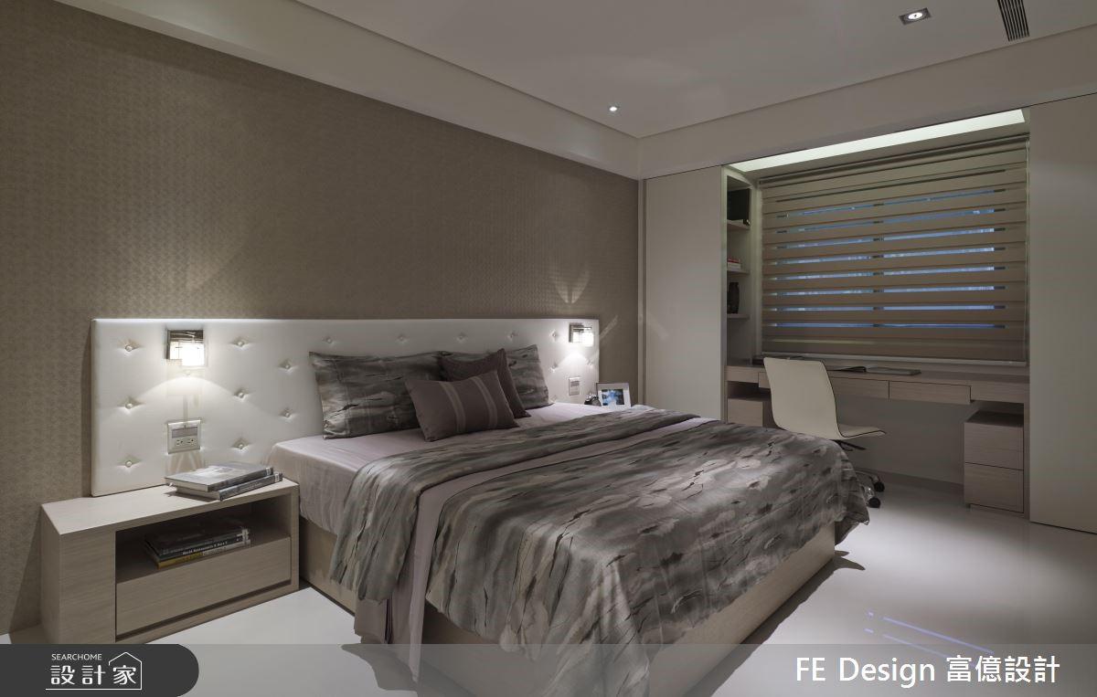56坪老屋(16~30年)_簡約風臥室案例圖片_富億空間設計_富億_05之27