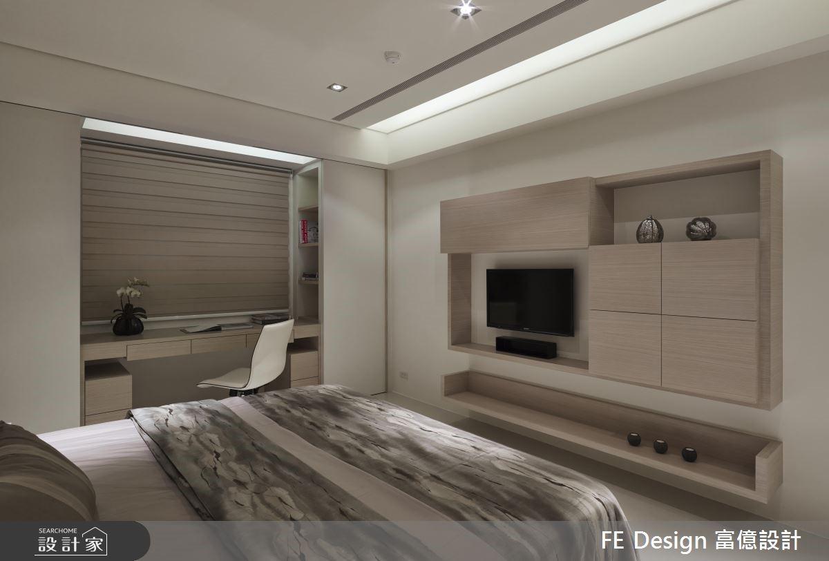 56坪老屋(16~30年)_簡約風臥室案例圖片_富億空間設計_富億_05之30