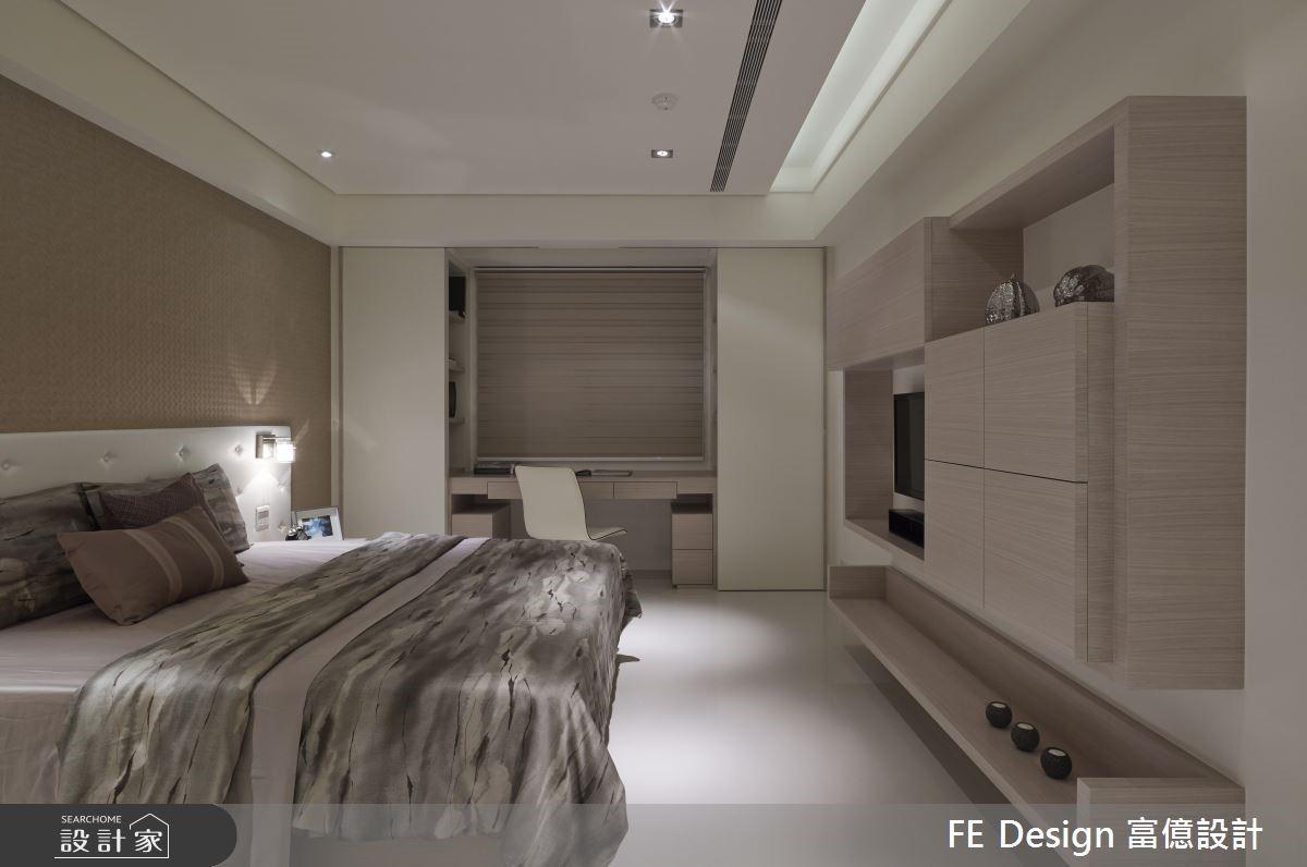 56坪老屋(16~30年)_簡約風臥室案例圖片_富億空間設計_富億_05之29