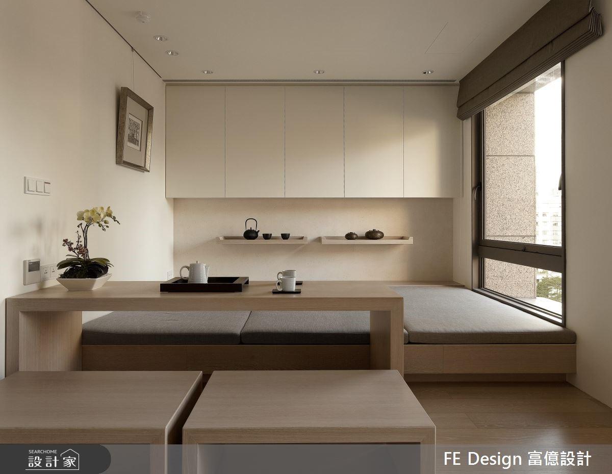 100坪中古屋(5~15年)_現代風和室案例圖片_富億空間設計_富億_10之4