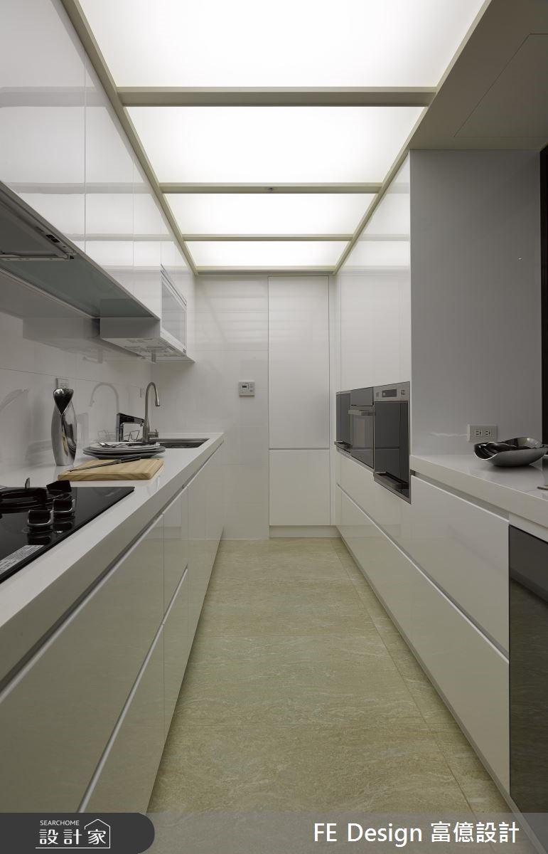 85坪中古屋(5~15年)_現代風廚房案例圖片_富億空間設計_富億_12之11