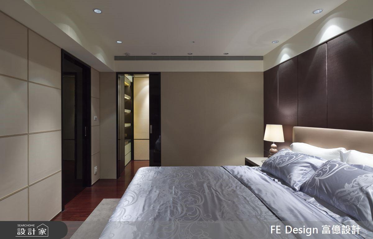 85坪中古屋(5~15年)_現代風臥室客房案例圖片_富億空間設計_富億_12之14