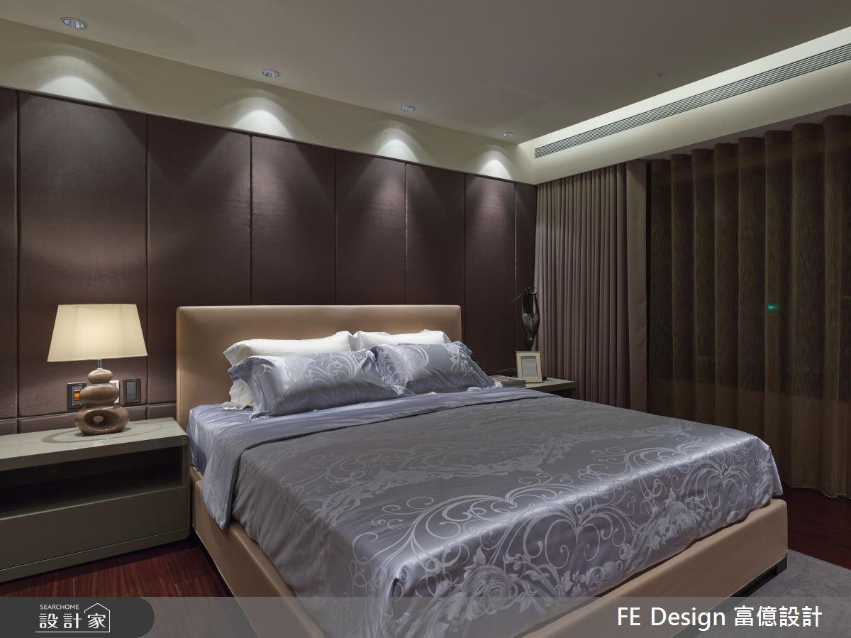 85坪中古屋(5~15年)_現代風臥室客房案例圖片_富億空間設計_富億_12之13