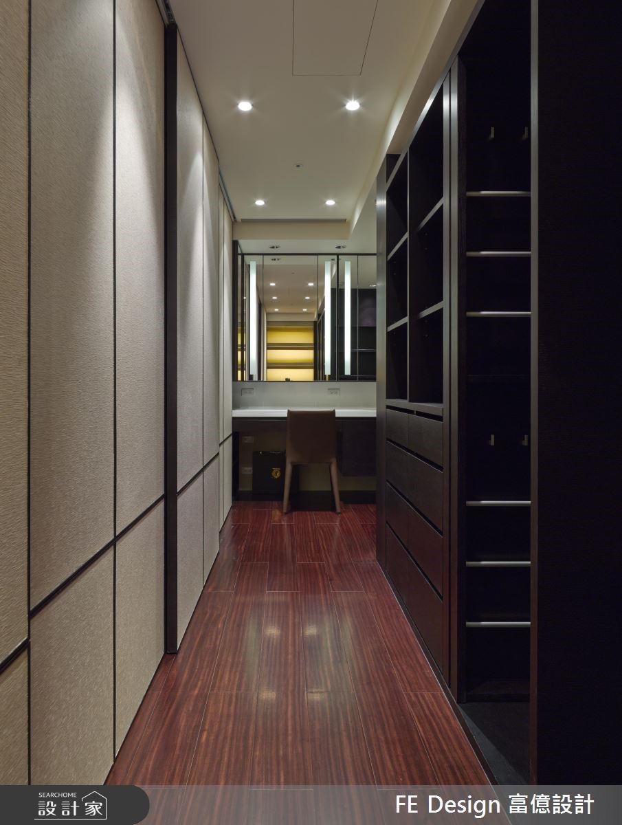 85坪中古屋(5~15年)_現代風更衣間案例圖片_富億空間設計_富億_12之16