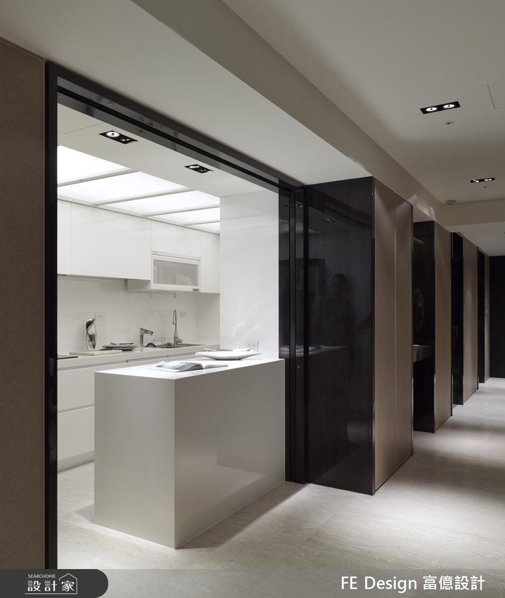 85坪中古屋(5~15年)_現代風廚房案例圖片_富億空間設計_富億_12之10