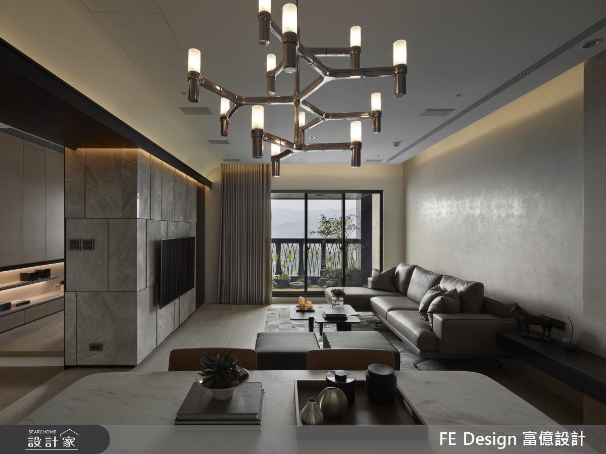 39坪預售屋_現代風案例圖片_富億空間設計_富億_21之3