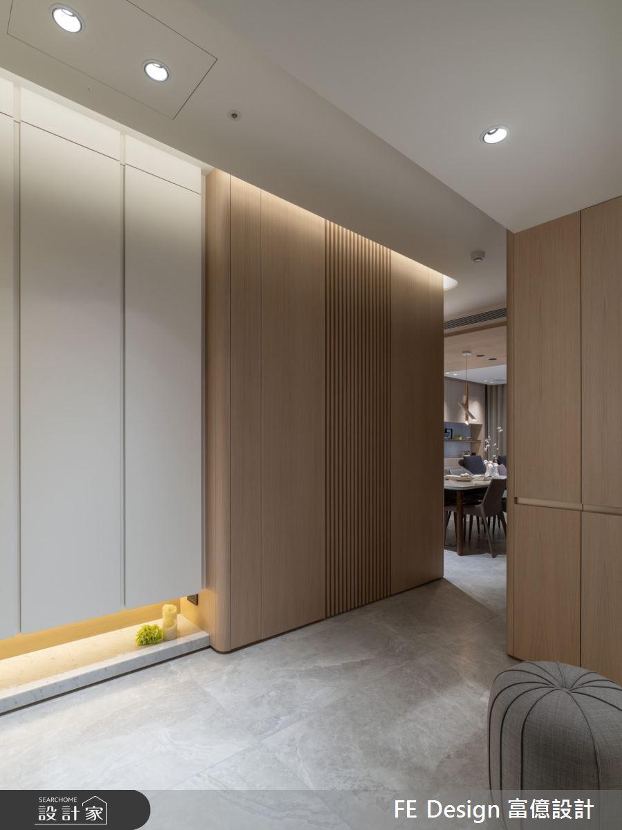 40坪新成屋(5年以下)_現代簡約風案例圖片_富億空間設計_富億_35之1