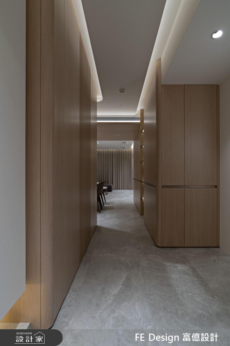 40坪新成屋(5年以下)_現代簡約風案例圖片_富億空間設計_富億_35之3