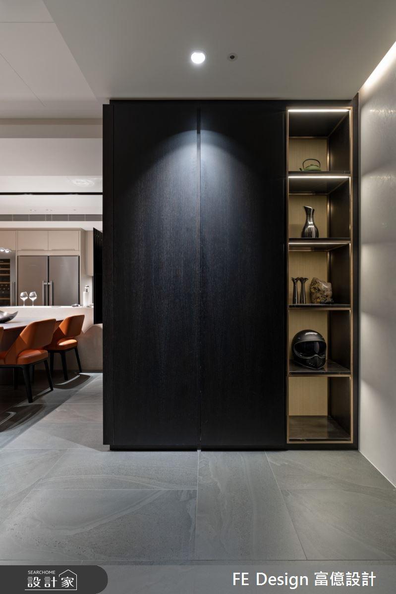 55坪新成屋(5年以下)_簡約時尚風案例圖片_富億空間設計_富億_36之6377
