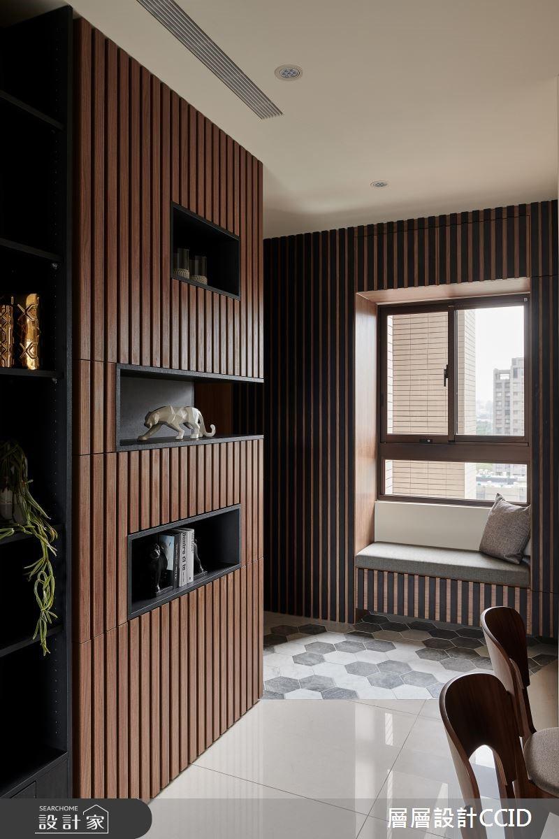 45坪新成屋(5年以下)_休閒風餐廳案例圖片_層層室內裝修設計有限公司_層層_09之12