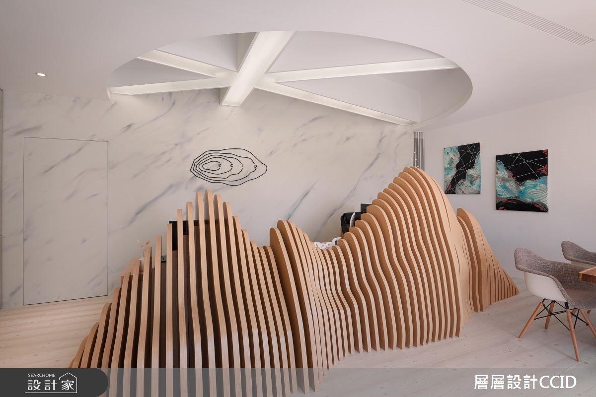 25坪新成屋(5年以下)_現代風商業空間案例圖片_層層室內裝修設計有限公司_層層_11之2