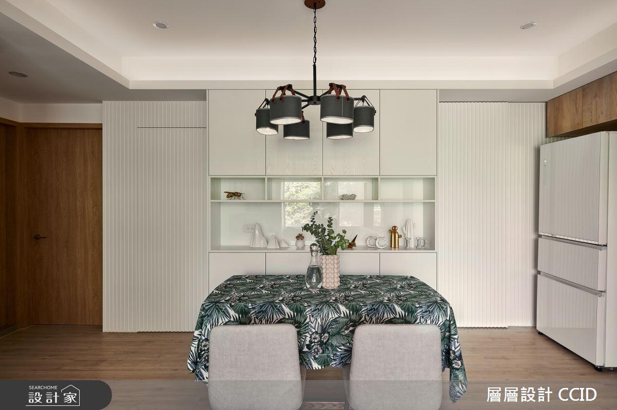 38坪老屋(16~30年)_北歐風餐廳案例圖片_層層室內裝修設計有限公司_層層_19之11