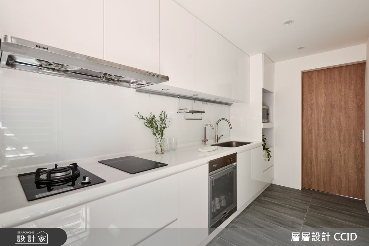 38坪老屋(16~30年)_北歐風廚房案例圖片_層層室內裝修設計有限公司_層層_19之13