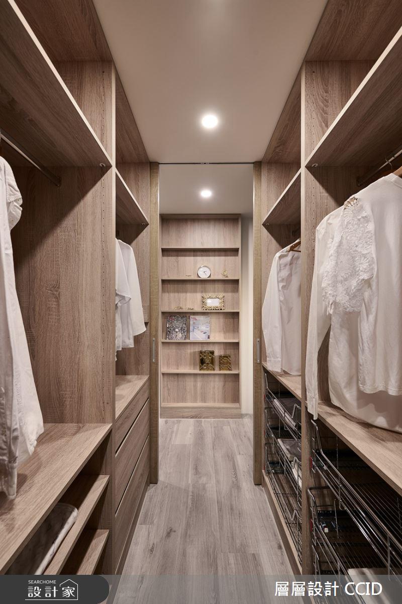 38坪老屋(16~30年)_北歐風更衣間案例圖片_層層室內裝修設計有限公司_層層_19之18