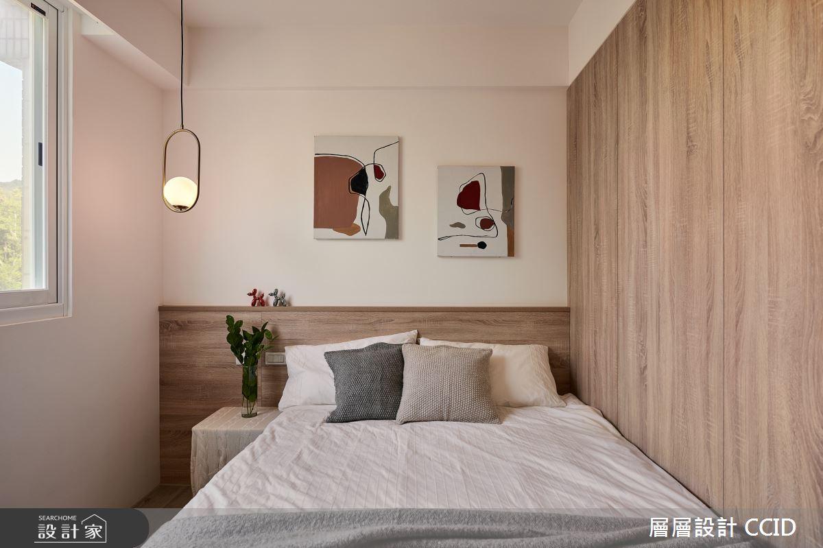 38坪老屋(16~30年)_北歐風臥室案例圖片_層層室內裝修設計有限公司_層層_19之16