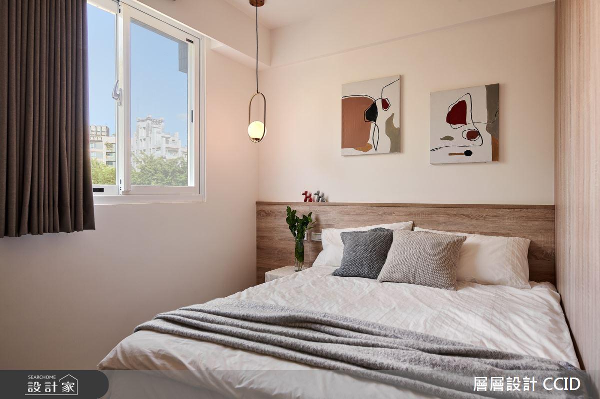 38坪老屋(16~30年)_北歐風臥室案例圖片_層層室內裝修設計有限公司_層層_19之17