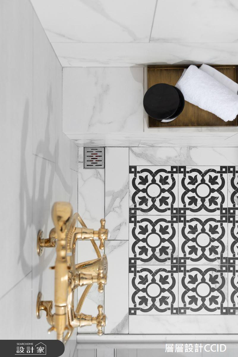 55坪新成屋(5年以下)_混搭風浴室案例圖片_層層室內裝修設計有限公司_層層_23之28