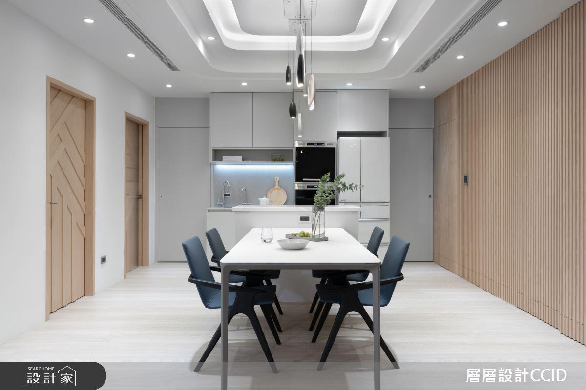 75坪老屋(16~30年)_簡約風餐廳案例圖片_層層室內裝修設計有限公司_層層_26之3