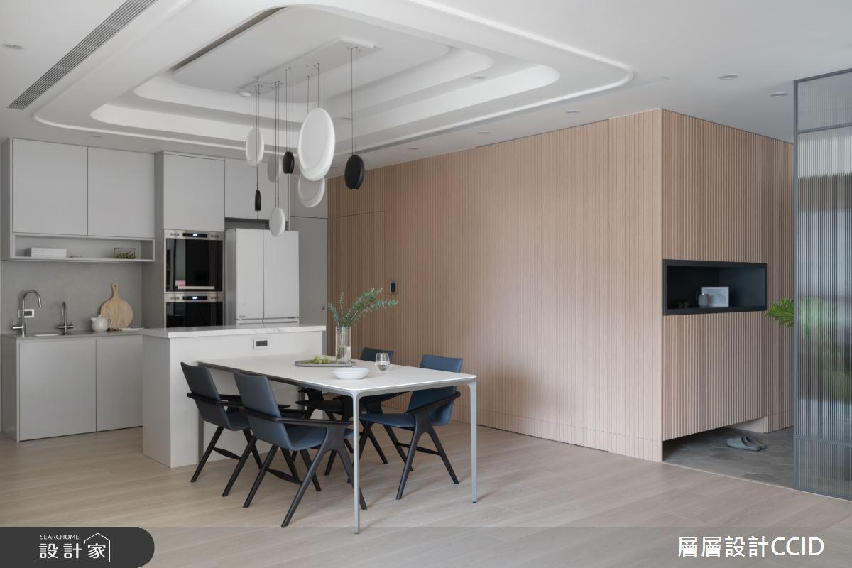 75坪老屋(16~30年)_簡約風餐廳案例圖片_層層室內裝修設計有限公司_層層_26之2