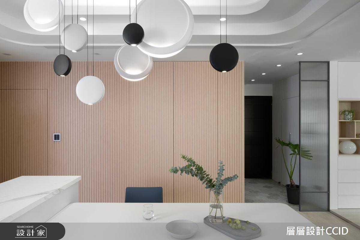 75坪老屋(16~30年)_簡約風餐廳案例圖片_層層室內裝修設計有限公司_層層_26之5