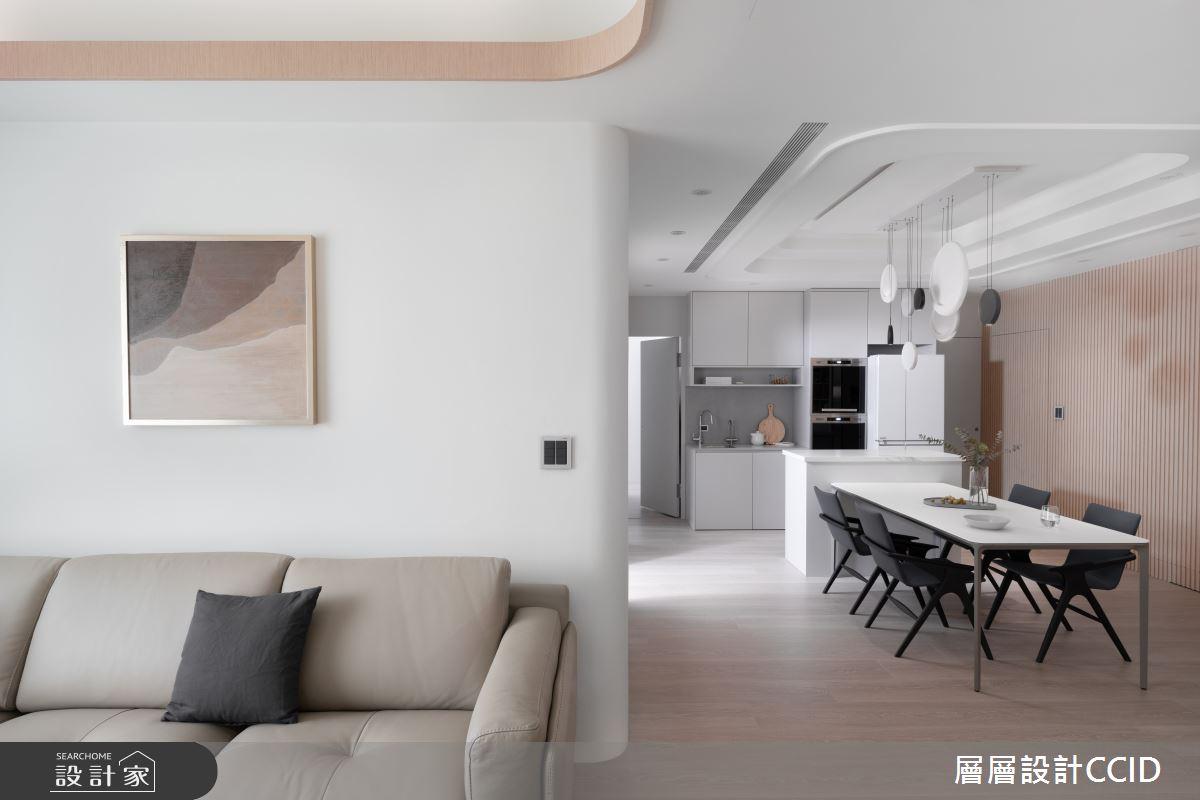 75坪老屋(16~30年)_簡約風客廳案例圖片_層層室內裝修設計有限公司_層層_26之4