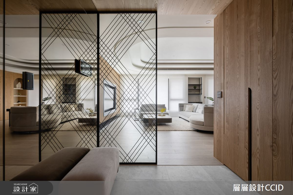 125坪新成屋(5年以下)_人文禪風案例圖片_層層室內裝修設計有限公司_層層_27之1