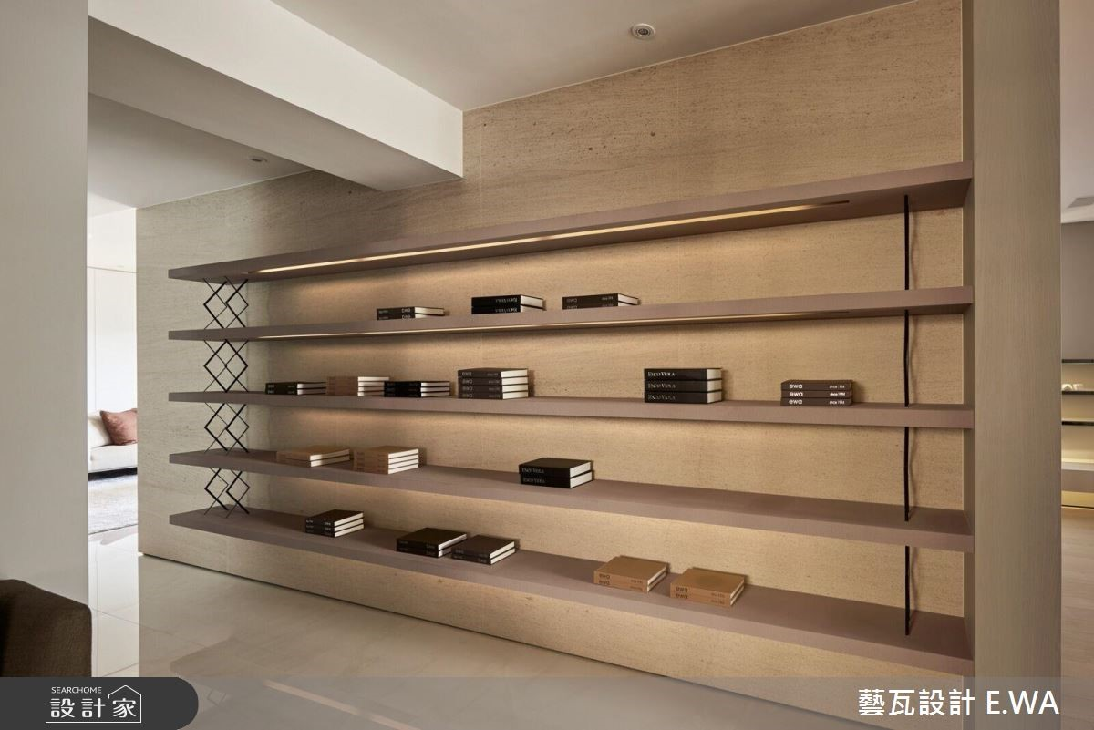 75坪新成屋(5年以下)_休閒風案例圖片_藝瓦室內設計_藝瓦_04之3