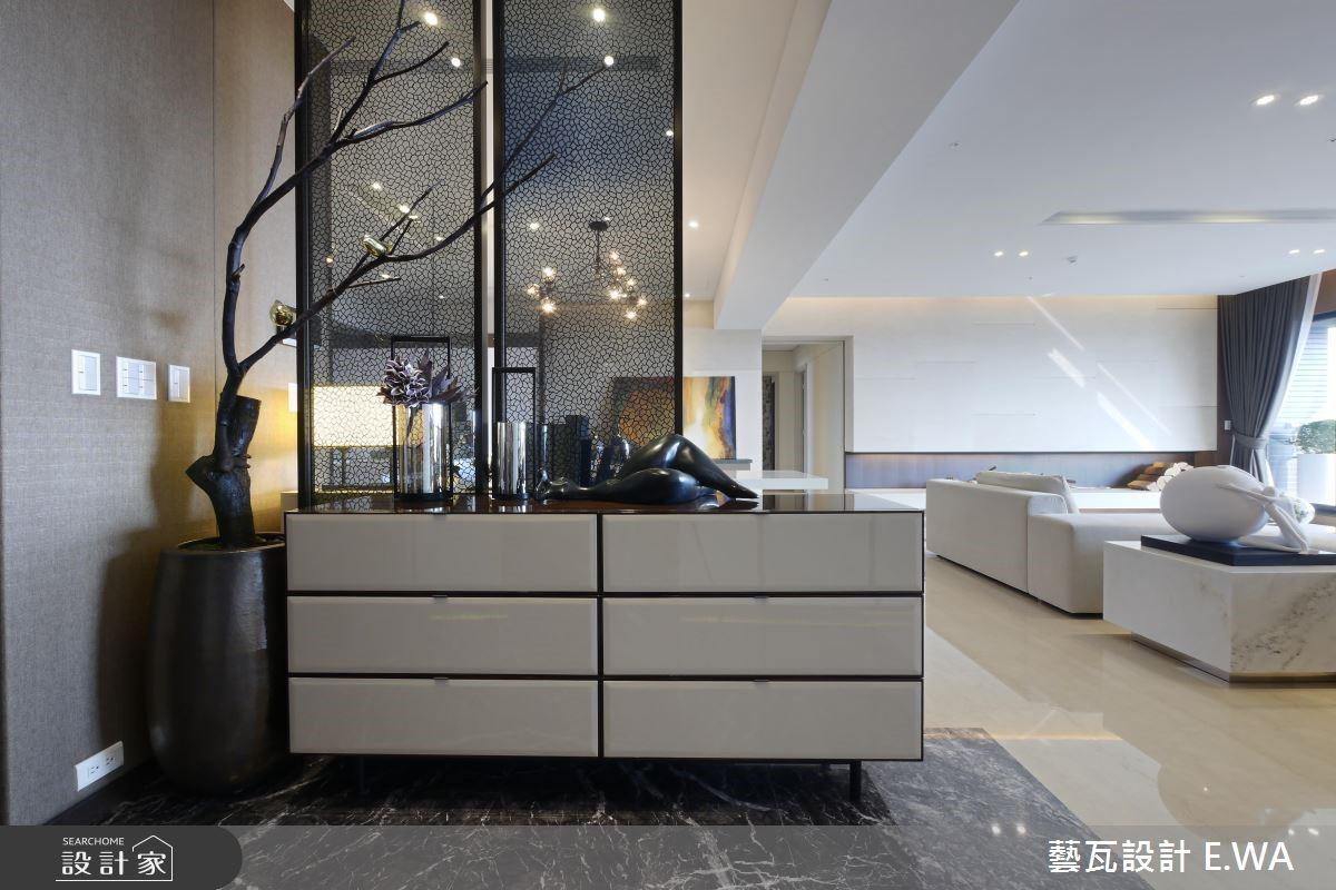 108坪新成屋(5年以下)_現代風玄關案例圖片_藝瓦室內設計_藝瓦_09之2
