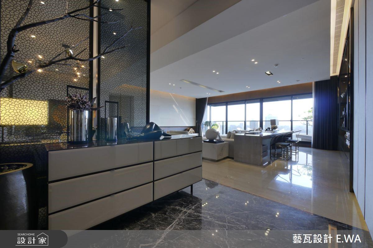 108坪新成屋(5年以下)_現代風玄關案例圖片_藝瓦室內設計_藝瓦_09之1