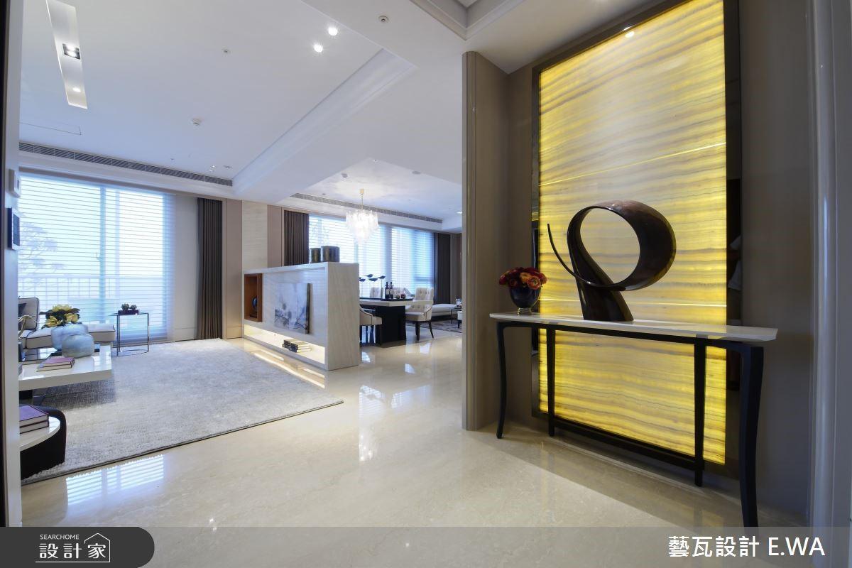 92坪新成屋(5年以下)_現代風玄關案例圖片_藝瓦室內設計_藝瓦_14之1