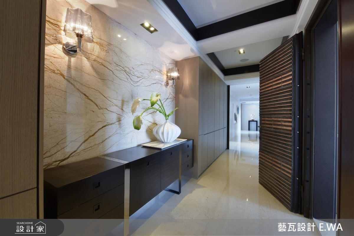 230坪新成屋(5年以下)_混搭風玄關案例圖片_藝瓦室內設計_藝瓦_16之1