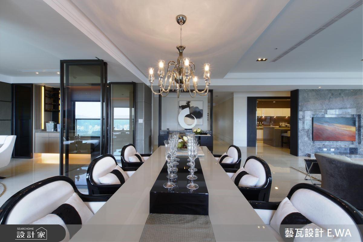 230坪新成屋(5年以下)_混搭風餐廳案例圖片_藝瓦室內設計_藝瓦_16之3