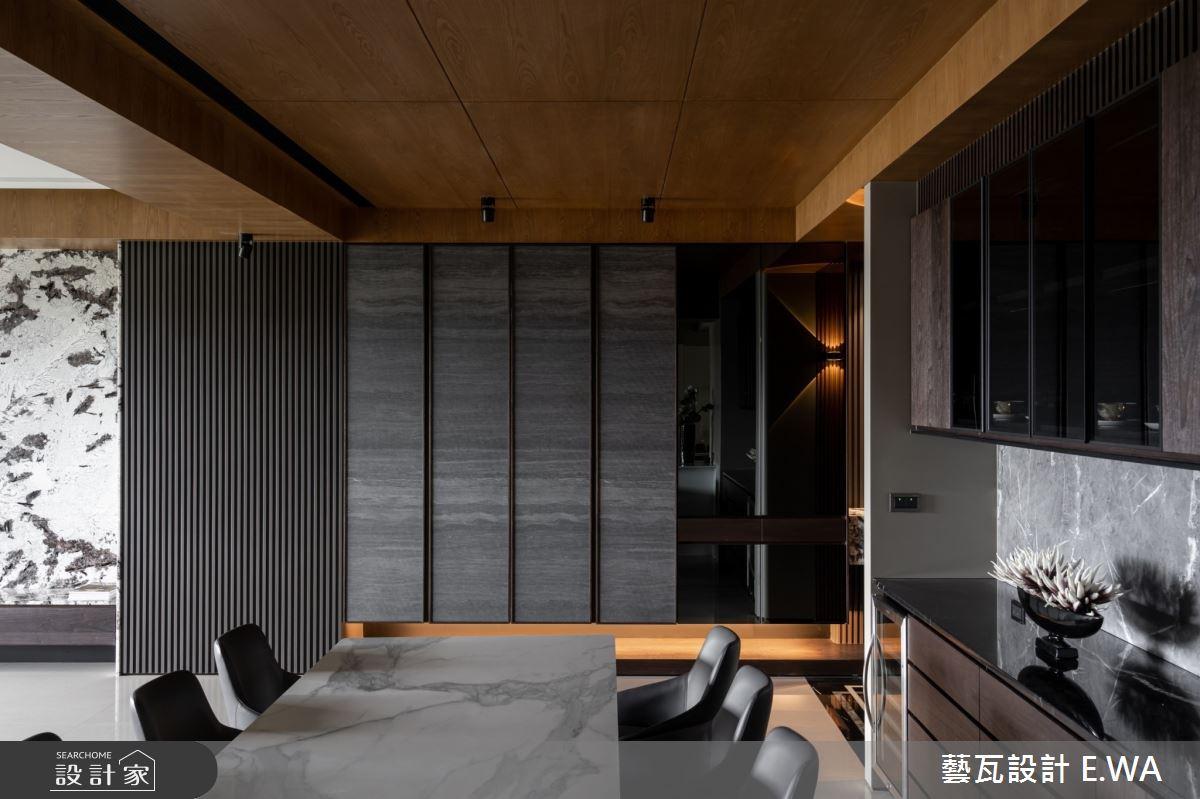 120坪新成屋(5年以下)_現代風餐廳案例圖片_藝瓦室內設計_藝瓦_28之2