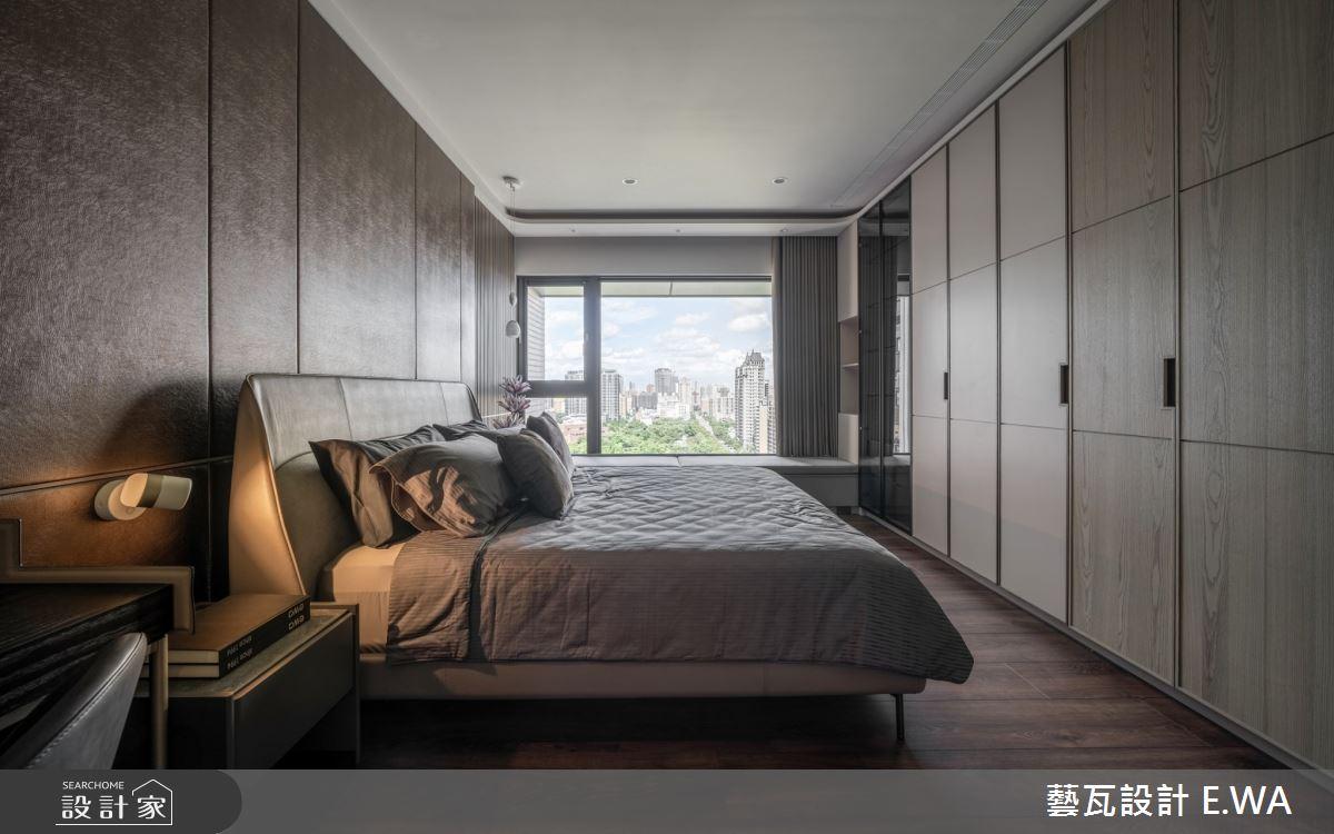 120坪新成屋(5年以下)_現代風臥室案例圖片_藝瓦室內設計_藝瓦_28之7