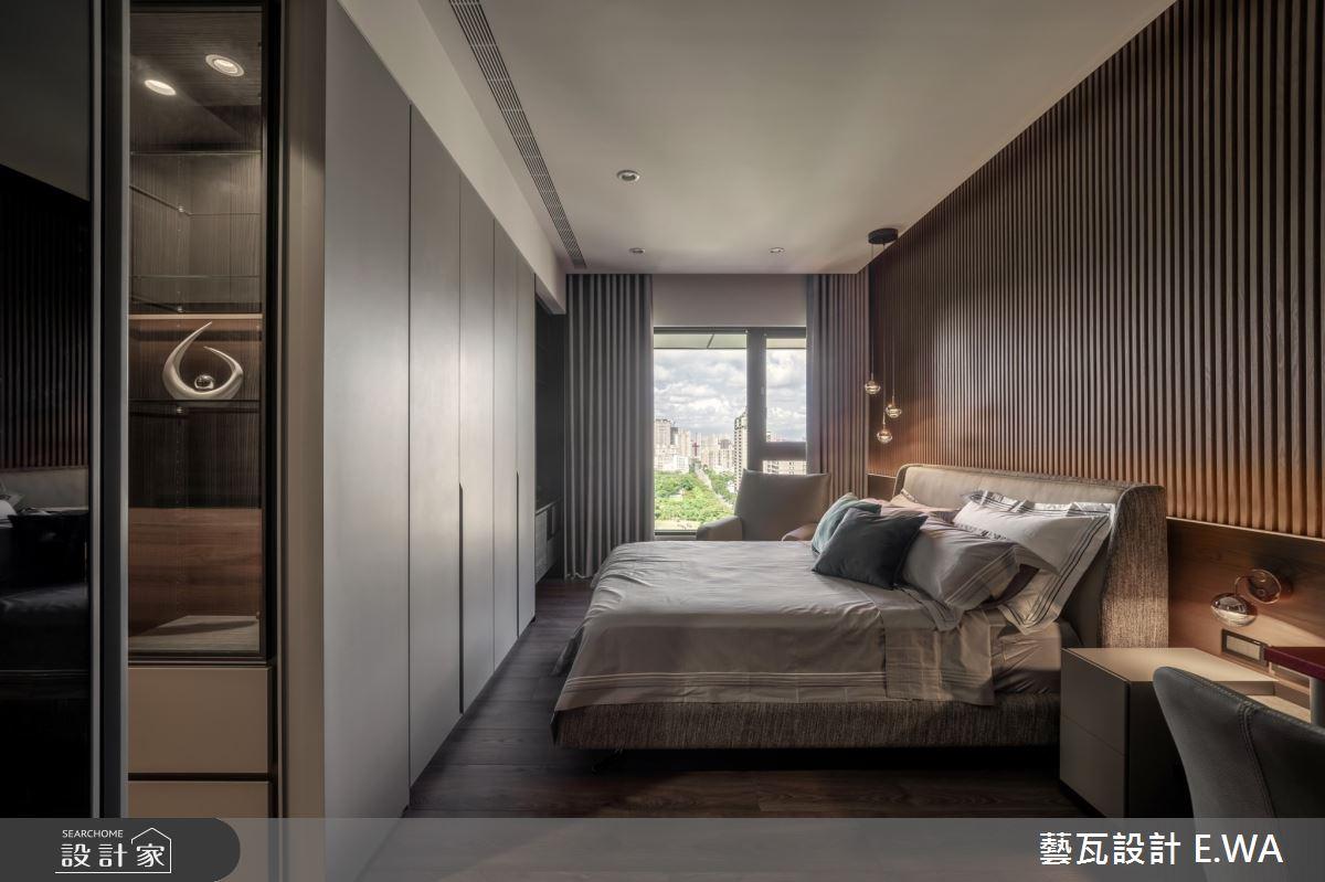 120坪新成屋(5年以下)_現代風臥室案例圖片_藝瓦室內設計_藝瓦_28之8