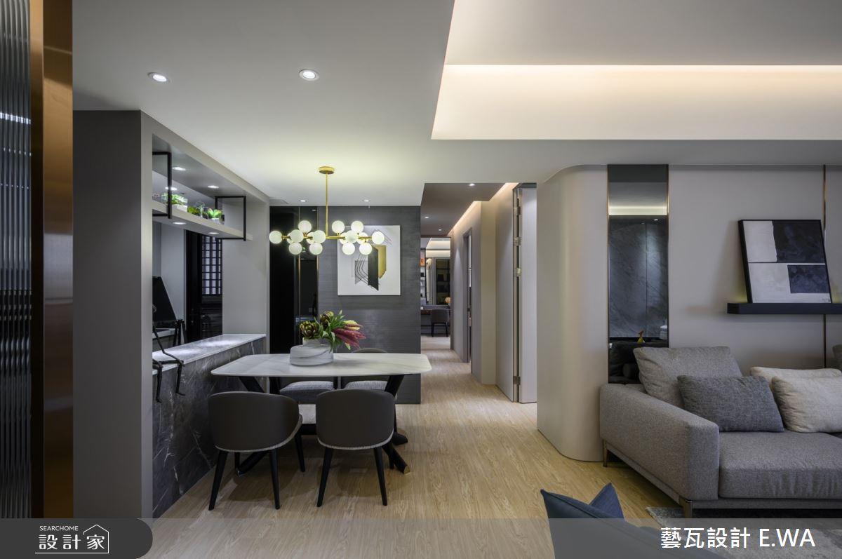 56坪新成屋(5年以下)_現代風案例圖片_藝瓦室內設計_藝瓦_29之2