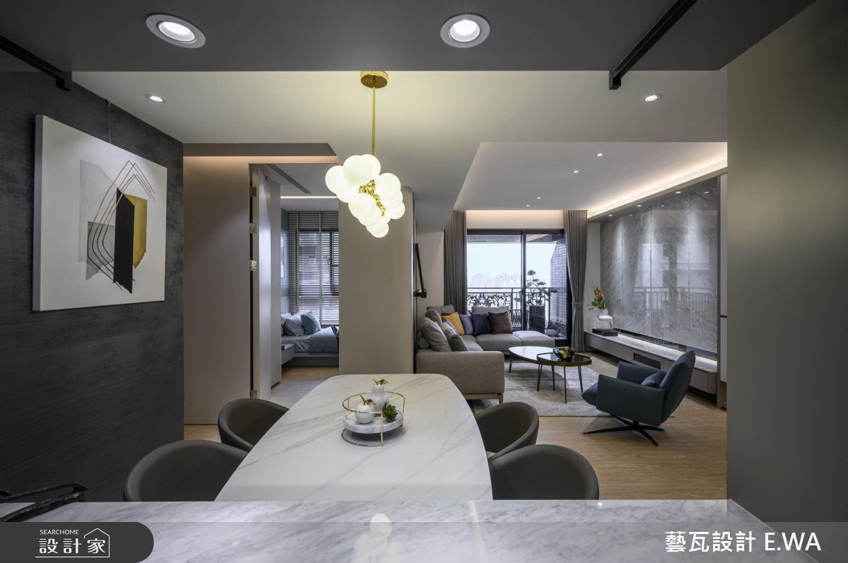 56坪新成屋(5年以下)_現代風案例圖片_藝瓦室內設計_藝瓦_29之6